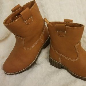 Old Navy Tan Boots Size 12